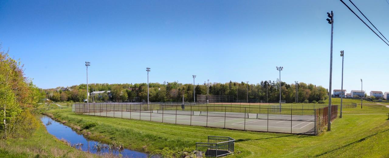 Cole Harbour Place Tennis Court